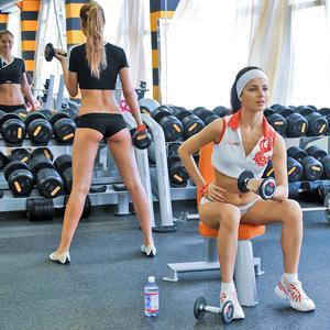 Фитнес-клубы Шимска