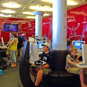 Интернет-кафе Шимска