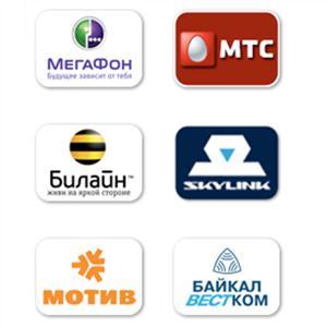 Операторы сотовой связи Шимска