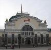 Железнодорожные вокзалы в Шимске