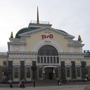 Железнодорожные вокзалы Шимска